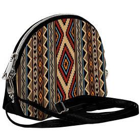 Маленькая женская сумочка Coquette Орнамент