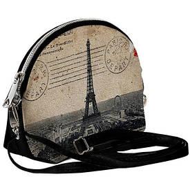Маленькая женская сумочка Coquette Эйфелевая башня
