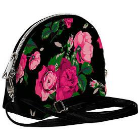 Маленькая женская сумочка Coquette Розы