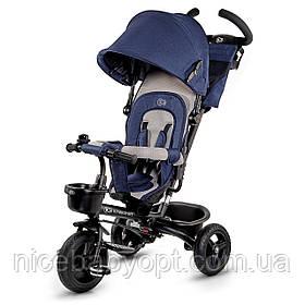 Трехколесный велосипед Kinderkraft Aveo Blue