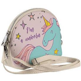 Маленькая женская сумочка Coquette Unicorn