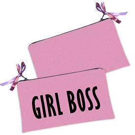 Женская косметичка Girl boss