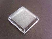 Крышка для колпачка КС1 прозрачная 16x16