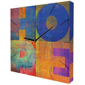 Годинники настінні квадратні Hope