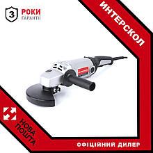 Угловая шлифовальная машина УШМ-180/1800М
