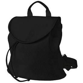 Рюкзак жіночий кожзам Mod MINI, колір чорний