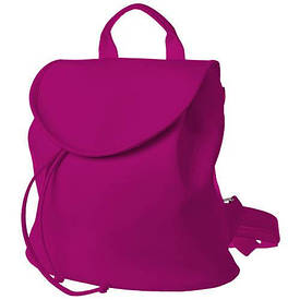 Рюкзак жіночий кожзам Mod MINI, колір рожевий