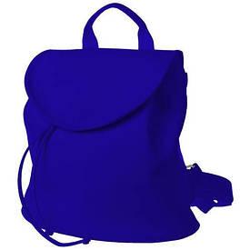Рюкзак жіночий кожзам Mod MINI, колір ультра-синій