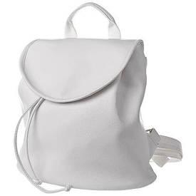 Рюкзак жіночий кожзам Mod MINI, колір білий