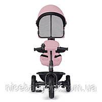 Трехколесный велосипед Kinderkraft Freeway Pink, фото 7