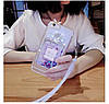 """Силіконовий чохол зі стразами рідкий протиударний TPU для Xiaomi Mi 9 """"MISS DIOR"""", фото 8"""