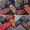 """Силиконовый чехол накладка противоударный со вставкой из натуральной кожи для Xiaomi Mi 8 lite """"GENUINE"""", фото 6"""