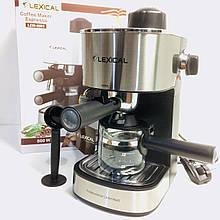 Кавова машина напівавтомат Espresso Coffee Maker LEM 0601 (4 шт/ящ)