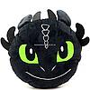 Мягкая игрушка подушка Копиця подголовник-помощник «Дракон» 28х28 см (00279)