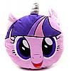 Мягкая игрушка подушка Копиця подголовник-помощник «Пони» 28х28 см (00279-1)