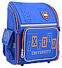 Рюкзак школьный каркасный YES H-18 Oxford, 35*28*14.5 (555112)