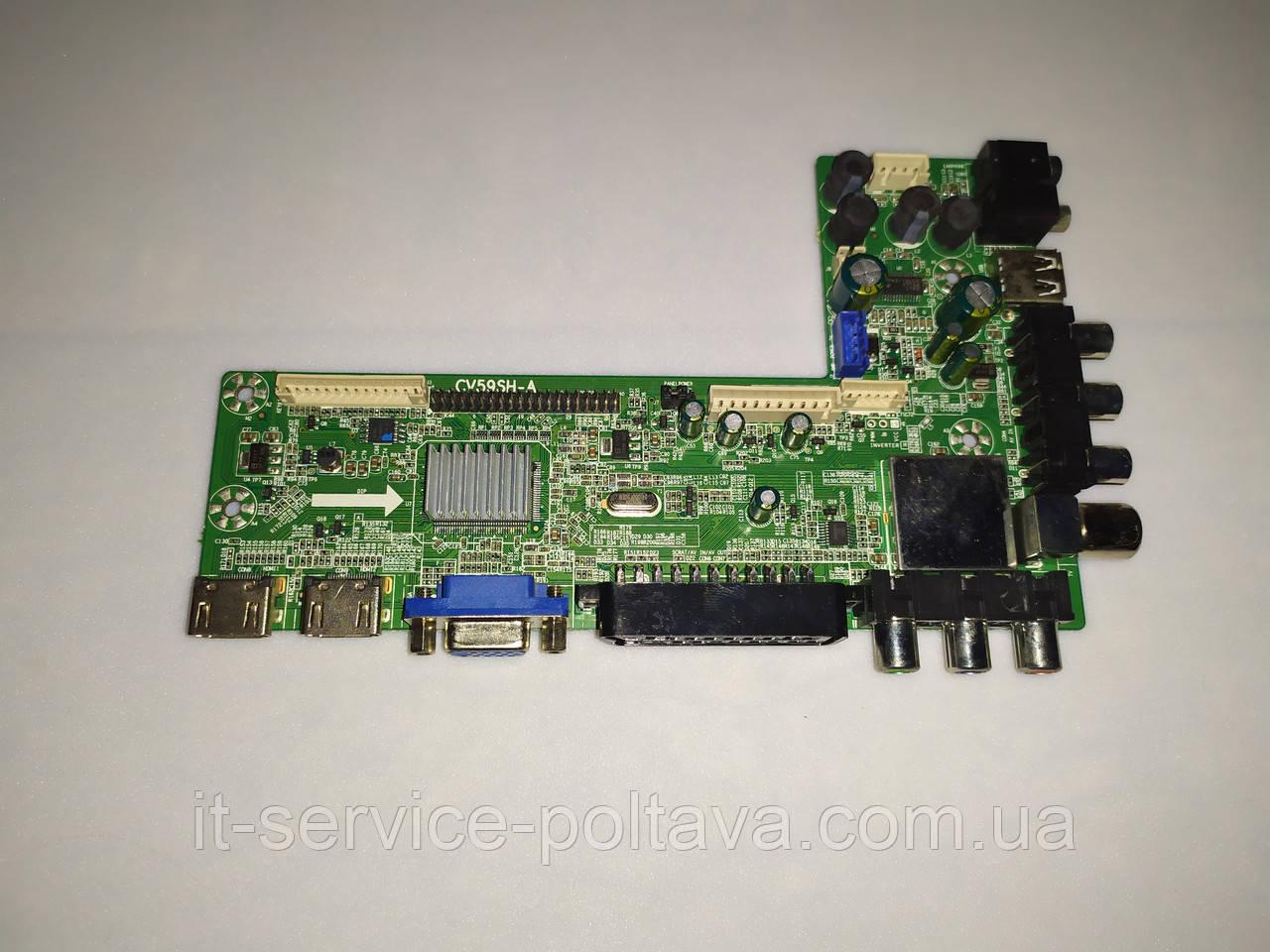 Материнська плата (Main Board) CV59SH-A для телевізора Orion