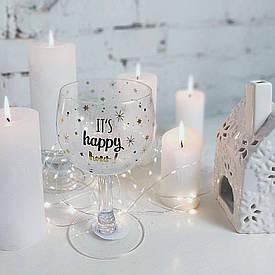 Бокал для вина Happy