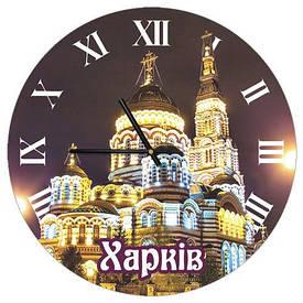 Часы настенные круглые, 36 см