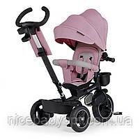 Триколісний велосипед Kinderkraft Spinstep Mauvelous Pink, фото 2