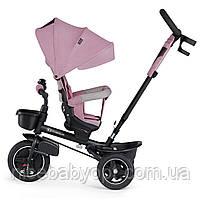 Триколісний велосипед Kinderkraft Spinstep Mauvelous Pink, фото 9