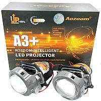 """Світлодіодні лінзи Bi-LED AOZOOM A3+ 3.0"""" 5500K"""