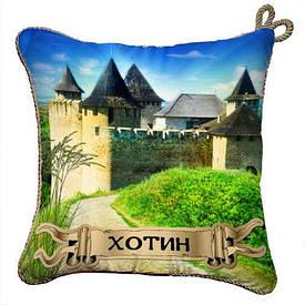 Подушка сувенір 30х30 см