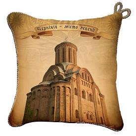Подушка сувенир 20х20 см