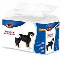 Памперсы для собак (сук) Trixie 23636 40-58 см ХL 12шт ціна вказана за однин памперс