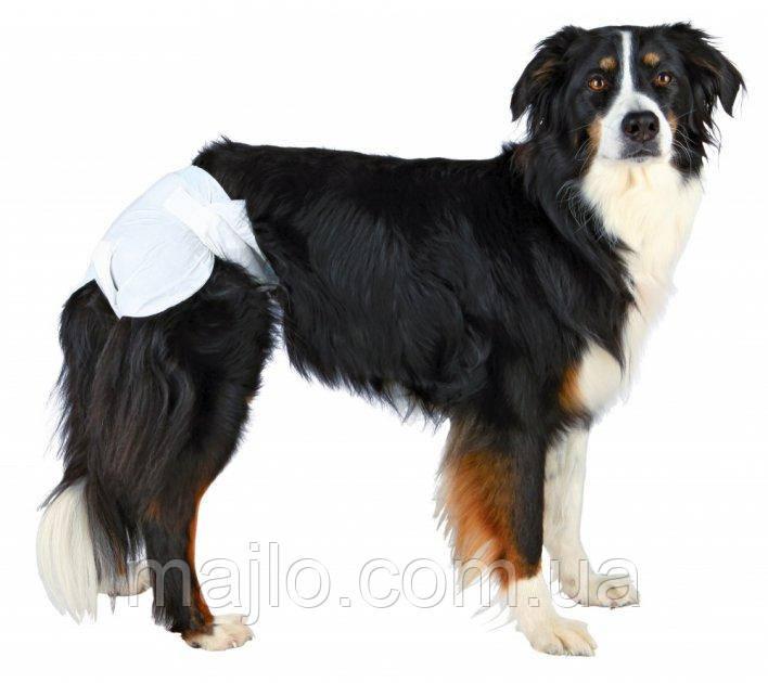 Памперсы для собак (сук) L Trixie 23635 38-56 см 12шт
