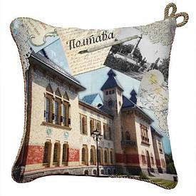 Подушка сувенир 30х30 см