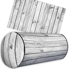 Подушка валик Дошки