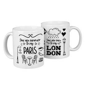 Парні гуртки Paris, London
