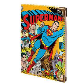 Обложка для водительских прав Superman