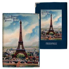 Обложка на паспорт Eiffel Tower Paris