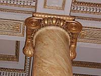 Декор колонна