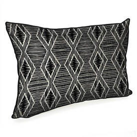 Подушка для интерьера 45х32 см Орнамент из ромбов