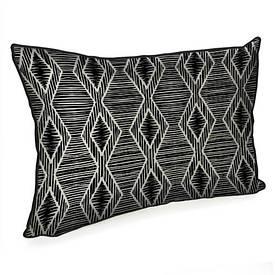 Подушка для інтер'єру 45х32 см Орнамент з ромбів