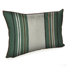 Подушка для интерьера 45х32 см Полосы