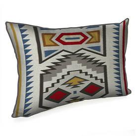 Подушка для интерьера 45х32 см Необычный орнамент
