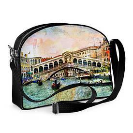 Сумка молодіжна College Венеція міст