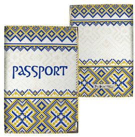 Обкладинка на паспорт Passport Ukraine