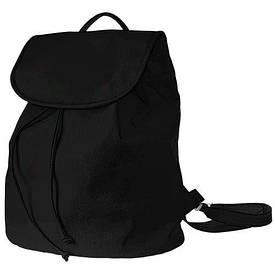 Рюкзак женский кожзам Mod MAXI, цвет черный