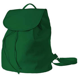 Рюкзак женский кожзам Mod MAXI, цвет зеленый