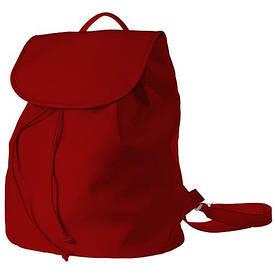 Рюкзак женский кожзам Mod MAXI, цвет красный