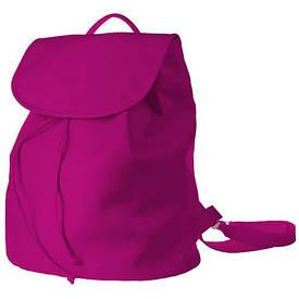 Рюкзак женский кожзам Mod MAXI, цвет розовый