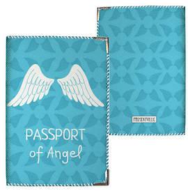 Обложка на паспорт Angel