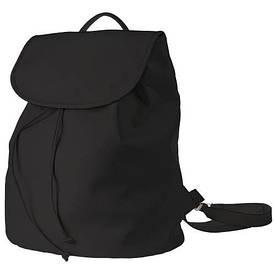 Рюкзак женский кожзам Mod MAXI, цвет серый