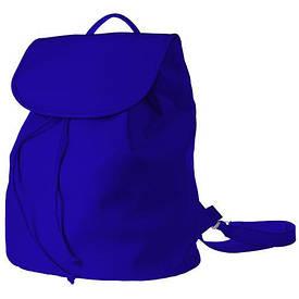 Рюкзак женский кожзам Mod MAXI, цвет ультра-синий