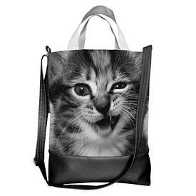 Городская сумка City Котенок